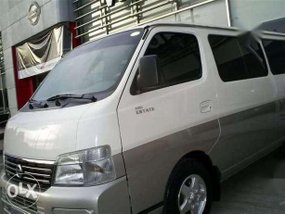 All Original Nissan Urvan Estate 2007 For Sale