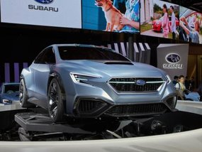 Subaru Viziv Performance Concept unveiled at Tokyo Motor Show 2017