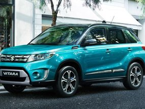 Suzuki Vitara 2018 introduced at 2017 Car of the Year-Philippines