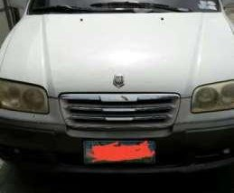 Lady Owned Hyundai Trajet 2005 For Sale
