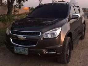 Chevorlet Trailblazer