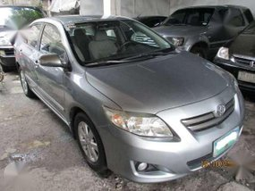 TOYOTA ALTIS G 2011 model ( fresh in and out - showroom condition )
