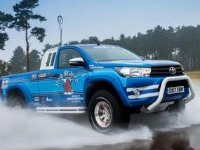 Toyota reveals Toyota Hilux Bruiser