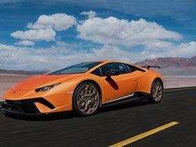 Lamborghini produces 9,000 Huracans and 7,000 Aventadors