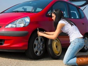 Why do unused car tires wear off & How to preserve car tires?