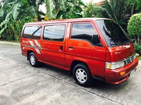 Like New Nissan Urvan Escapade 2007 For Sale