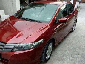 Honda City Transformer 2009 MT Red For Sale