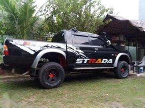 Ready To Use Mitsubishi Strada MT 2001 For Sale