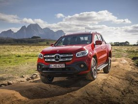 Mercedes-Benz X-Class prices announced