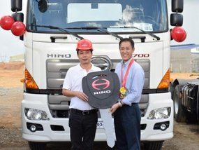 Hino PH Breaks Ground for its 8th dealership - Hino Isabela