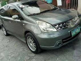 Good Running Condition 2010 Nissan Livina AT For Sale