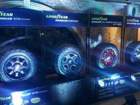 Goodyear PH premieres 4 new SUV tire models