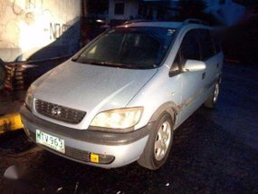Fresh Like New 2001 Chevrolet Zafira AT For Sale