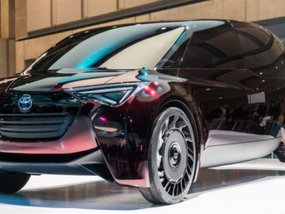 Toyota showcases all-new Fine-Comfort Ride Concept at Tokyo Motor Show