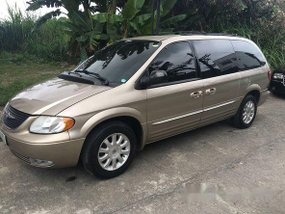 Good as new Chrysler Town and Country 2004 for sale