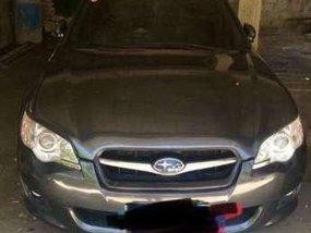 Subaru Legacy 2007 L.E GT Gray For Sale