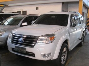 2011 Ford Everest Diesel Fuel Automatic transmission