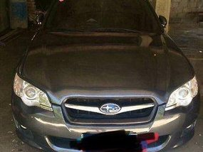 Well-maintained Subaru Legacy 2007 for sale