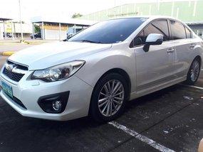 2012 Subaru Impreza for sale in Manila