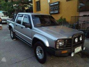 Mitsubishi L200 1993 MT Pickup Silver For Sale