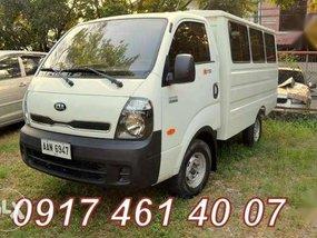 Ready To Transfer 2014 Kia K2700 4x4 For Sale