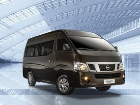2018 Nissan Urvan Premium Review: A Bulky Heavyweight that Boasts Comfort & Safety