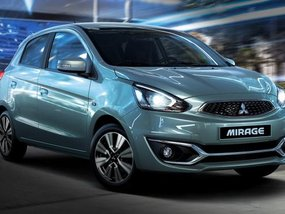 Mitsubishi Mirage 2018 might base on Renault Clio