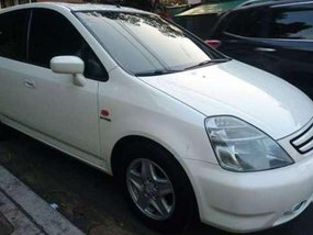 Fresh 2002 Honda Stream Crossover AT For Sale