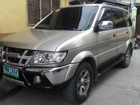 2012 Isuzu SPORTIVO X MT Silver For Sale