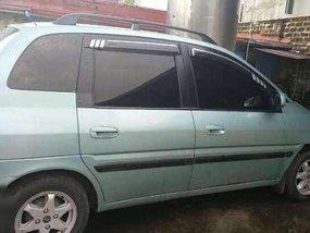 Fresh Hyundai Matrix 2003 AT Blue For Sale