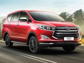 Toyota Innova Touring Sport 2018 now available for sale in the Philippines