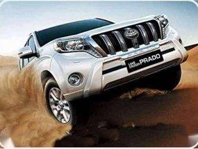 For sale 2017 brand new Toyota Land Cruiser Prado