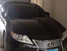 2013 Lexus ES350 AT Black Sedan For Sale