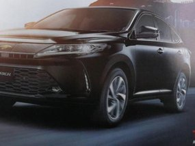 Toyota Harrier 2018 (facelift) to be launched in Malaysia soon