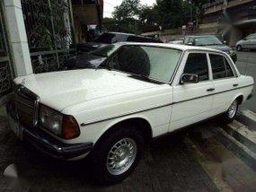 1983 Mercedes Benz 300D Diesel Automatic For Sale