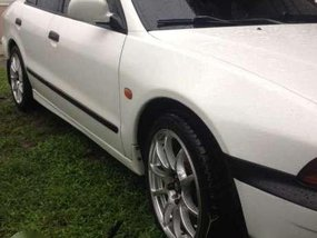 Mitsubishi Galant 2000 Shark AT White For Sale