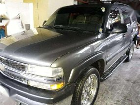2002 Chevy Tahoe 5.0 4x2 Vortec Engine AT For Sale