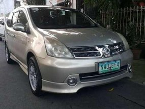 For sale Nissan Livina 2009 limited edition
