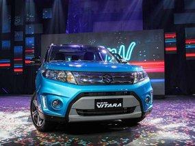 Suzuki Vitara 2018 finally arrives in the Philippines