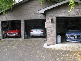 Tips for keeping your car in the garage