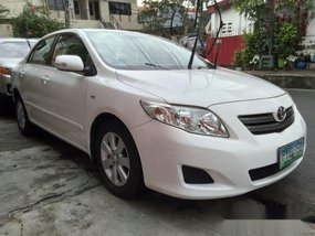 2010 Toyota Altis E for sale