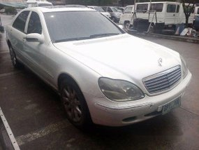 Good as new Mercedes-Benz S500 2001 for sale