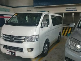 FOTON View Transvan 12/15 seater FOR SALE