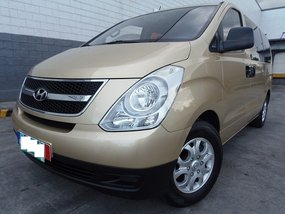 2013 Hyundai Starex Diesel MT for sale