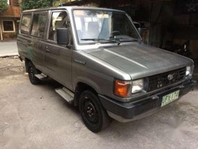 All Stock 1996 Toyota Fxs DSL MT For Sale