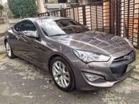 2013 Hyundai Genesis Coupe 2.0T Brown For Sale