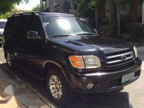 Fully Loaded 2004 Toyota Sequoia V8 For Sale