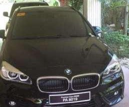 2017 BMW 218i Automatic Black For Sale