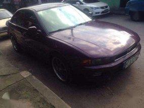 Mitsubishi Galant Shark V6 2001 AT Red For Sale