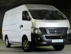 Nissan Urvan Premium 2018 is now available in the Philippines